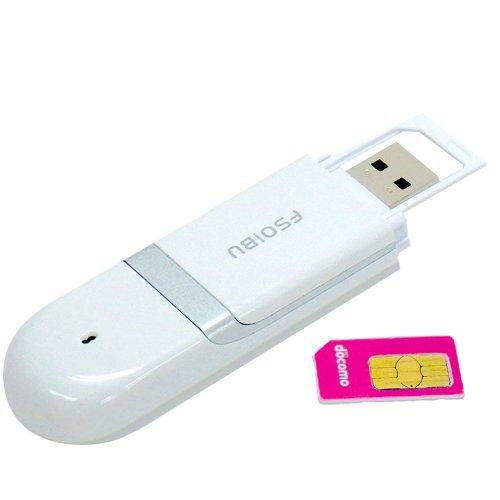 3G USBドングル(FS01BU)--販売終了