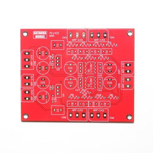 KW-NTC1 NF 型トーンコントロール基板