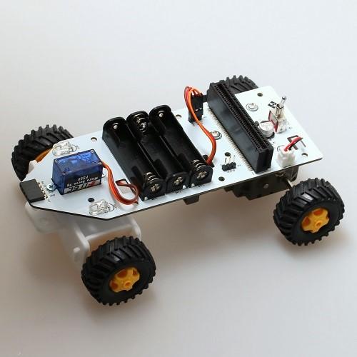 micro:bit用4輪車キット