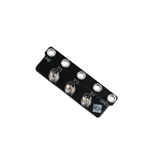 micro:bit用信号機モジュールキット