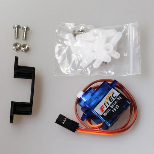 bitPak用サーボモーターセット