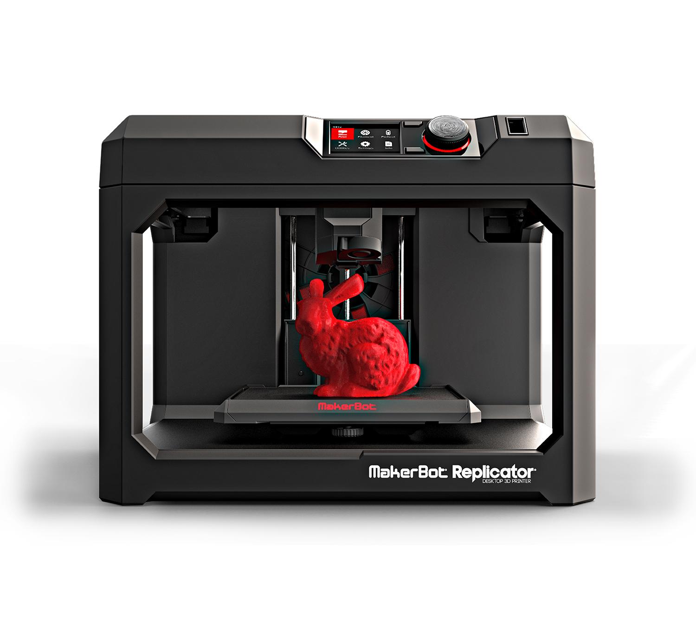 MakerBot Replicator Desktop 3D Printer
